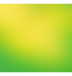Green-yellow color blurred background vector image vector image