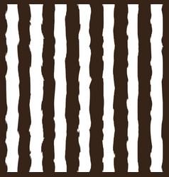 black and white monochrome vertical brush strokes vector image