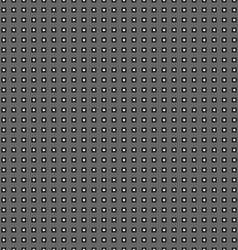 Gray Monochrome Geometric Seamless Pattern Texture vector image vector image