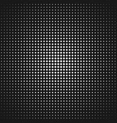 abstract halftone circle pattern background - vector image