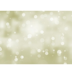glittery gold christmas background vector image