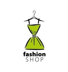 logo clothing vector image