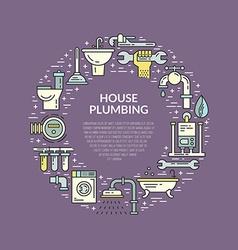 Plumbing vector