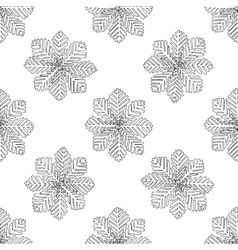 Seamless pattern for print textile design or paper vector image vector image