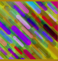 abstract background with colorful geometric lines vector image