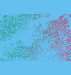 Distress blue texture vector
