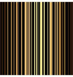 Gold stripes vector