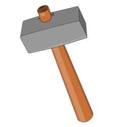 Hammer vector image vector image