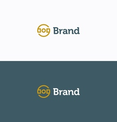 Brand logo 02 vector