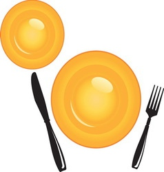 food1 vector image