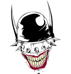 Batman who laughs vector