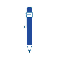 Office pen utensil vector