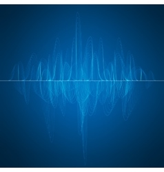 Sound waves 20160528-1-5 vector