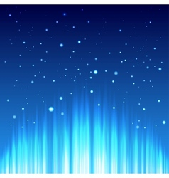 Space Light Background vector image vector image