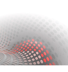 Background circles wave vector