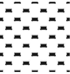commercial fridge pattern seamless vector image