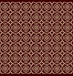 seamless pattern modern stylish texturelinear vector image