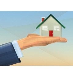 Homeownership vector