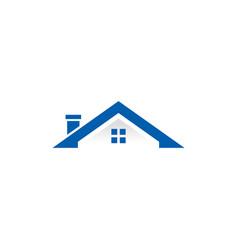 rohouse building logo vector image
