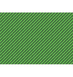 Diagonal Green Jungle Line Background vector image