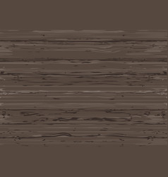 old wooden background vector image vector image