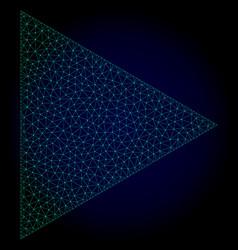 Play function polygonal frame mesh vector