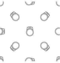 ring pattern seamless vector image