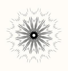 Sacred star 0009 vector