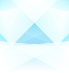 Abstract Triangle Geometrical light Background vector