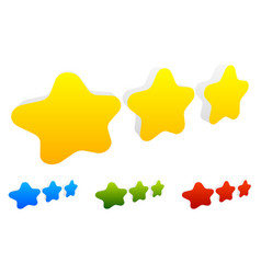 Star star rating to use as quality rating reward vector
