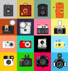 History camera vector