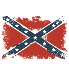 Flags of the Confederate States of America vector