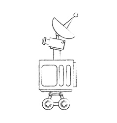 Isolated antenna design vector