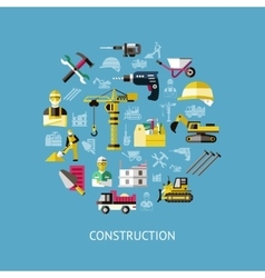 Construction Round Composition vector