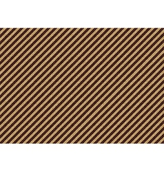 Diagonal coffee brown line background vector