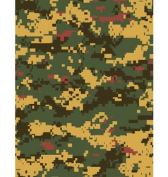 variant camo tileable vector image