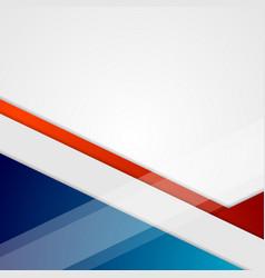 Corporate geometric minimal background vector image