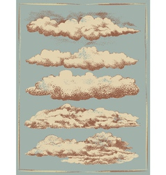 Cloud set vector