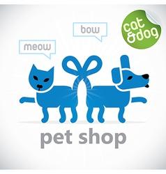 Pet shop vector