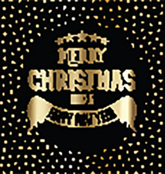 Merry christmas background 0911 vector