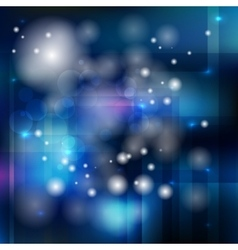 Abstract night background vector image