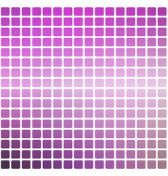 purple green pink rounded mosaic background over vector image