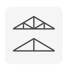 rotruss icon vector image
