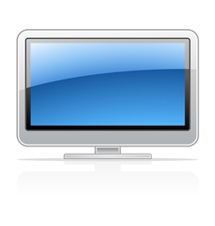 Display tv vector