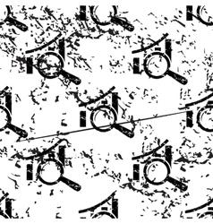 Graphic details pattern grunge monochrome vector