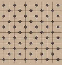 Vintage tiles pattern or background vector
