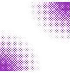 geometric halftone dot pattern background - from vector image vector image