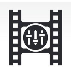 mixer icon vector image vector image