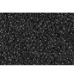 Binary Code Background vector image vector image