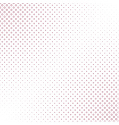 geometric halftone dot pattern background - vector image